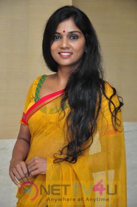 Usha Jadhav Lovely Stills At Killing Veerappan Movie Press Meet Telugu Gallery
