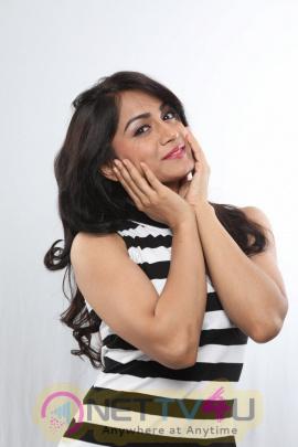 Actress Smithikacharya New Romantic Photo Shoot Images Telugu Gallery