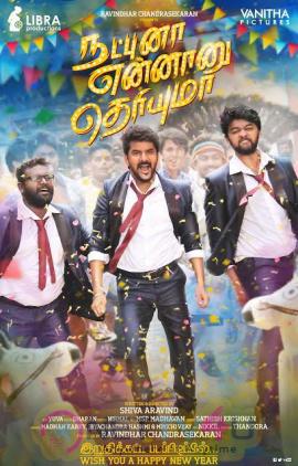 Natpuna Ennanu Theriyuma Movie Attractive Posters