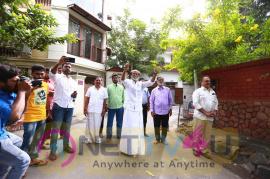 Superstar Rajinikanth New Year Wishes Pics Tamil Gallery