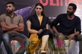 Bogan Movie Press Meet Exclusive Stills Tamil Gallery