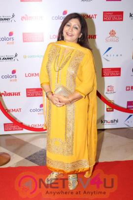 Style Icon Of Maharastra Lokmat Awards 2016 Stills Hindi Gallery