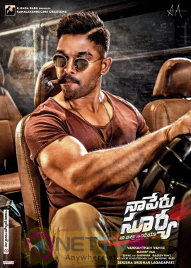 Naa Peru Surya Movie Still Telugu Gallery