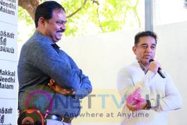 Women Entrepreneurs Meet Mr Kamal Haasan To Join Makkal Neethi Maiam Tamil Gallery