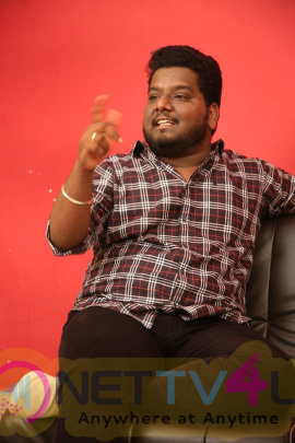 RJ VigneshKanth Exclusive Interview Photos