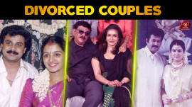 Top 10 Divorced Couples In Malayalam