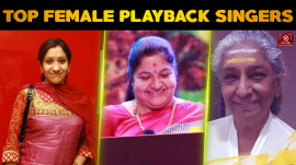 Top 10 Malayalam Female Playback Singers