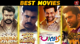 Top 10 Malayalam Films 2016