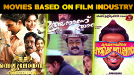 Top 10 Malayalam Movies Based On Film Industry