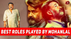 Top Ten Roles Played By Mohanlal In Movies