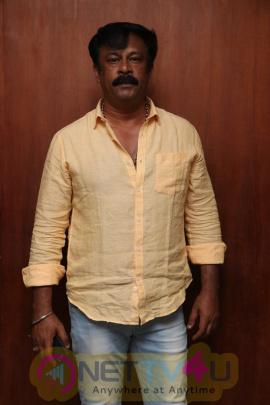 Kolaiyuthir Kaalam Movie Press Meet Stills Tamil Gallery