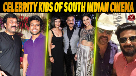 Celebrity Kids Of South Indian Cinema