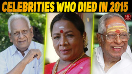 Kollywood Celebrities Who Died In 2015