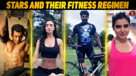Kollywood Stars And Their Fitness Regimen