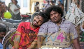 Kuppathu Raja Movie Working Stills