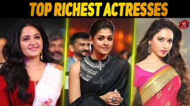 Top 10 Richest Actresses Of Kollywood