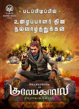 Prabhu Deva In As Gulebagavali Stunning Poster Tamil Gallery