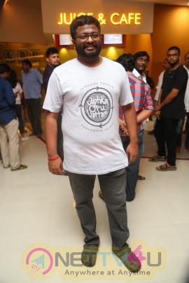 Abhimanyudu Special Screening Telugu Gallery