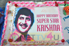 Superstar Krishna Birthday Celebrations Pictures