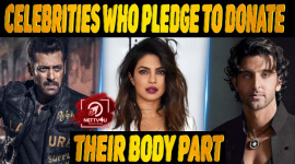 10 Celebrities Who Pledge To Donate Their Body Part