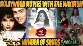 Top 10 Bollywood Movies With The Maximum Number Of Songs
