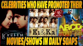 Top 10 Celebrities Who Have Promoted Their Movies/Shows In Daily Soaps