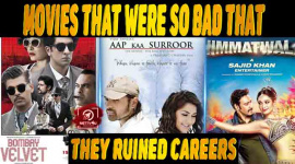 20 Bollywood Movies That Were So Bad That They Ruined Careers
