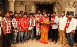 Shanmuga Pandian New Movie Pooja Images