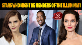 Top 10 Stars Who Might Be Members Of The Illuminati
