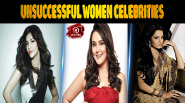 Top 10 Unsuccessful Women Celebrities