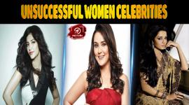 Top 10 Unsuccessful Women Celebrities