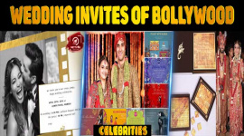 Top 10 Wedding Invites Of Bollywood Celebrities.