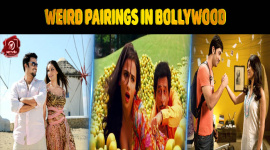 Top 10 Weird Pairings In Bollywood