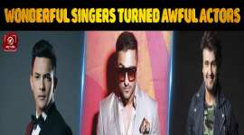 Top 10 Wonderful Singers Turned Awful Actors
