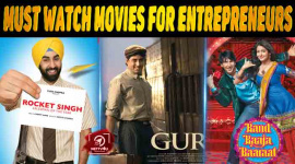 Top10 Must Watch Big Screen Movies For Entrepreneurs