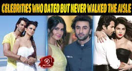 Top 10 Bollywood Celebrities Who Dated But Never Walked The Aisle