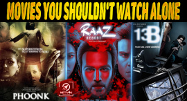 Top 10 Movies You Shouldn't Watch Alone