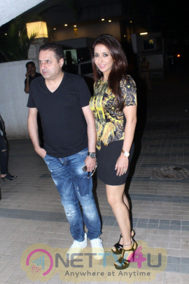 Madhur Bhandarkar Host House Warming Party To CM Devendra Fadnavis Images Hindi Gallery