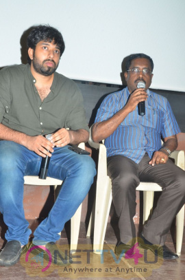 AAA Movie Producer Michael Rayappan Press Meet Stills Tamil Gallery