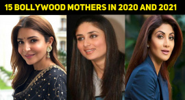 15 Bollywood Mothers In 2020 And 2021