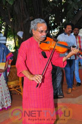 Guru Parampara Brochure Launch Cute Images Telugu Gallery