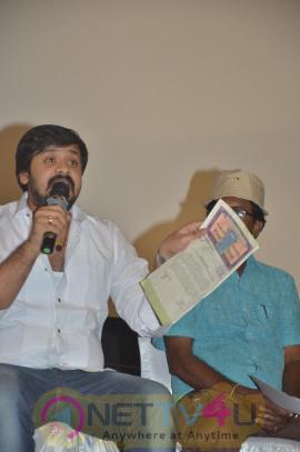 Music Director Amresh Ganesh Press Meet Photos