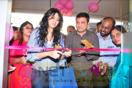 Actress Kamna Jethmalani Launched Green Trends Salon Images Telugu Gallery