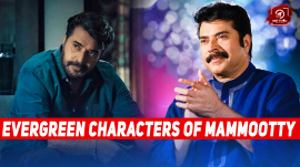 Top 10 Evergreen Characters Of Mammootty