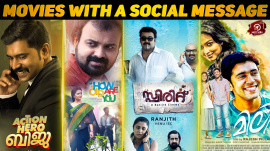 Top 10 Malayalam Movies With A Social Message