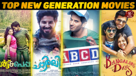 Top 10 New Generation Films In Malayalam