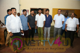 Tamil Film Producer Council Press Meet Stills