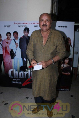 Salim Khan & Helen At Red Carpet Of Charlie Grand Pics Hindi Gallery