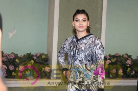 Urvashi Rautela At Grand Event Of Roller Skating & Hoola Hoop Hindi Gallery