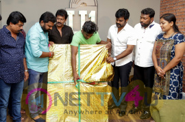Billa Pandi Movie Single Track Release Event Images Tamil Gallery